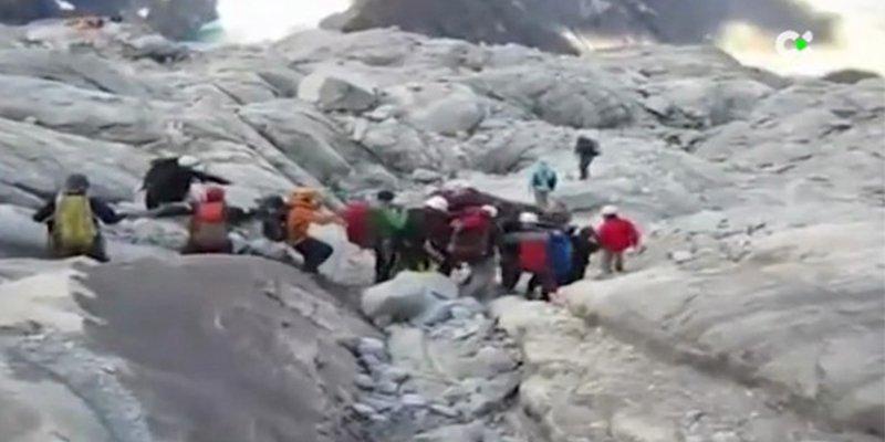 Perú culpa del accidente a los propios montañeros españoles que murieron en los Andes