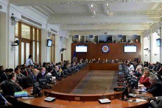 """La OEA rechaza oficialmente las """"elecciones fraudulentas"""" del régimen de Nicolás Maduro"""