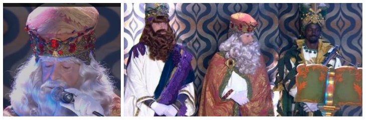 Las insuperables dotes de la TV3 para hacer el ridículo: Los Reyes Magos piden solidaridad con los golpistas presos