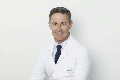 Ricardo Ruiz inaugura el centro de dermatología más innovador de España