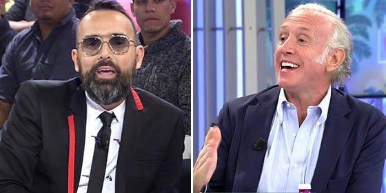 El chulo Risto ya tiene lo que quería para mejorar su ridículo share y que Vasile no le cierre: así amenaza a Eduardo Inda