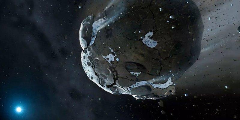 Descubren esta descomunal roca de más de un kilómetro en el borde del Sistema Solar