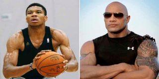 """'Duelo' entre una estrella de la NBA y la 'Roca' Johnson: """"Lo mataría"""""""