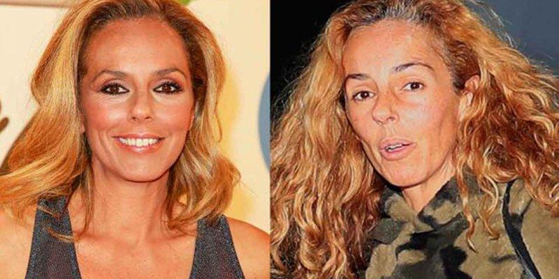 Así ha sido el radical cambio de look de Rocío Carrasco