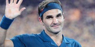 ¡Flipante!: Un guardia de seguridad le niega el paso al tenista Roger Federer por no llevar la credencial
