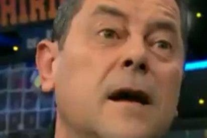 """A Roncero le va a explotar la vena del cuello: """"el productor de partidos es culé"""""""