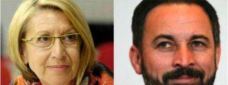 Santi Abascal pone el dedo en la llaga compartiendo en Twitter este vapuleo de Rosa Díez a Pedro Sánchez