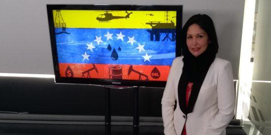 """Rosana Sosa: """"Trabajamos para incautar los bienes y activos de corruptos venezolanos en el exterior"""""""