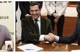 """Rubén 'Facuogate' Sánchez lloriquea por el pacto andaluz y en Twitter le masacran: """"Vete buscando un trabajo digno"""""""