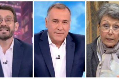 Los 1.000 millones que los españoles pagamos al año para que la 'soviética' Mateo convierta TVE en Telesur