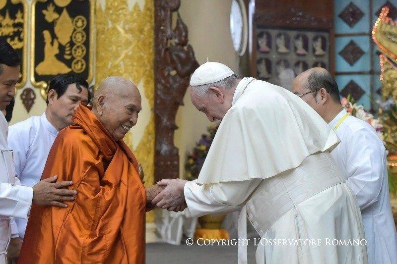 """El Papa anima a los obispos de Asia a """"explorar nuevas formas de dar testimonio del Evangelio"""""""