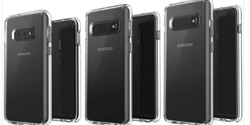 Filtran cómo serán los nuevos Samsung Galaxy S10