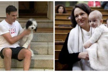 Ussía atemoriza a los ministros de Sánchez recordando la imagen más bochornosa de la historia del Congreso