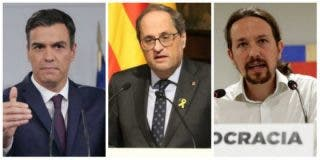 El chantaje de Sánchez a Podemos y a separatistas no se sostiene: estos Presupuestos no hay quien se los crea