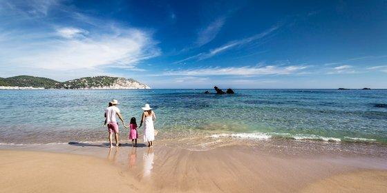 Fitur 2019: Santa Eulària des Riu. Ibiza, presentó sus novedades como destino turístico