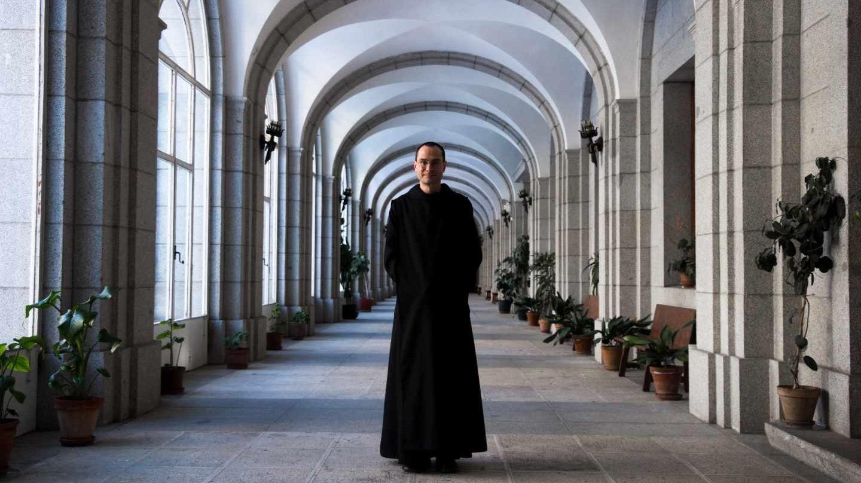 El prior del Valle se niega a permitir el acceso a la tumba de Franco