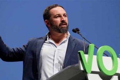"""Santiago Abascal: """"Estaremos a la altura que requieren los grandes momentos históricos de España"""""""