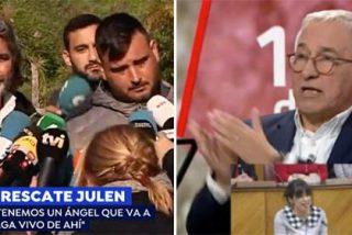 La mayor bobada posible sobre el apoyo del padre de Mari Luz a la familia de Julen la suelta Sardá