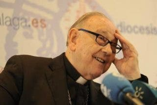 El cardenal Sebastián, en estado grave tras sufrir un ictus