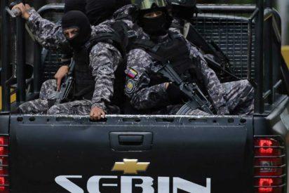"""El Servicio de Inteligencia chavista toma la Asamblea Nacional tras hallar una """"granada fragmentaria en el hemiciclo"""""""