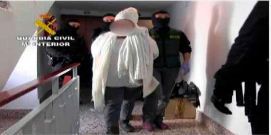Tres detendidos en Zaragoza por secuestro de un empresario estadounidense en Costa Rica