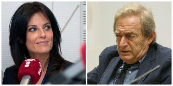 """Cristina Seguí aplasta al """"machista"""" Gil Calvo (El País) por insultar a las mujeres que votan a Vox"""