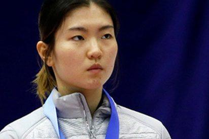 Esta patinadora olímpica surcoreana acusa a su entrenador de agredirla sexualmente durante tres años
