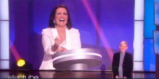 Silvia Abril aparece por sorpresa en el show de Ellen DeGeneres de la NBC