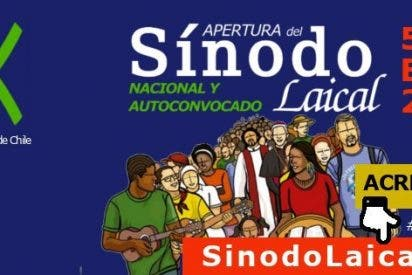 """El laicado chileno perdió el miedo: """"Soñamos con una Iglesia horizontal, diversa, participativa e inclusiva"""""""
