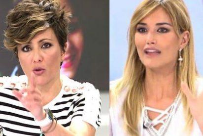 """El cabreo de Alba Carrillo que ha puesto entre las cuerdas a Sonsoles Ónega: """"Es muy feo"""""""