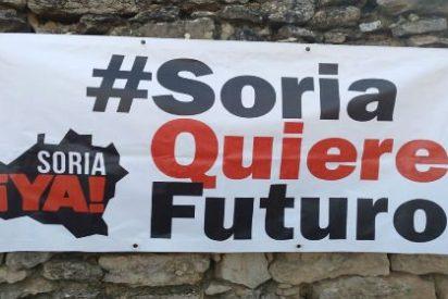 Soria ¡YA! y Teruel Existe se unen para buscar fórmulas contra la despoblación