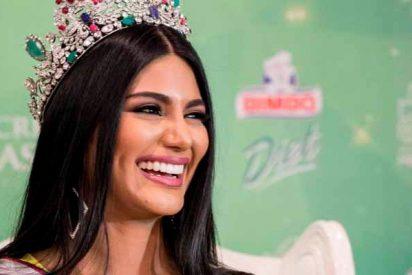 Miss Venezuela: Un guardia nacional chavista intentó asesinarme en una protesta