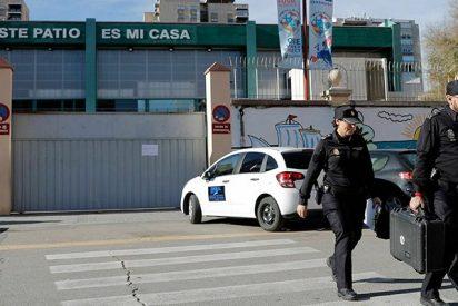 Así fue el suicidio de una chica en un colegio de élite de Valencia: dijo que estaba mareada y se tiró de un 4º