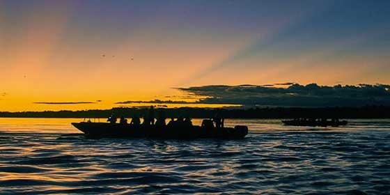 Siete Maravillas Naturales del Mundo: Río y Selva del Amazonas