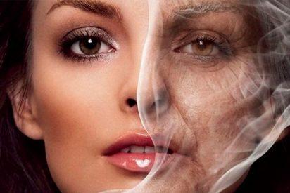 ¿Sabes cuánto te hace envejecer el tabaco?