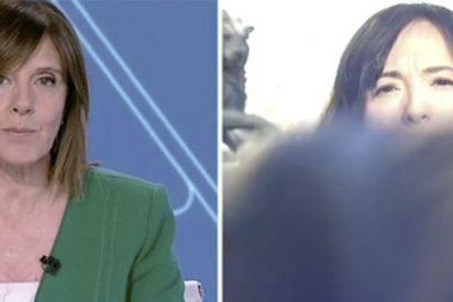 ¿Viste el disparatado momento del 'Telediario' de La1 que dejó a Ana Blanco con esta cara?
