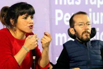 VOX se querella contra Pablo Echenique y Teresa Rodríguez por calumnias, injurias y odio