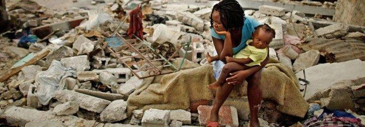 Nueve años del terremoto de Haití: un país olvidado del mundo