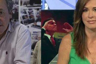 "Tertsch llama ""vulgar manipuladora"" a Mamen Mendizábal por su controvertida 'entrevista' a una diputada del PP"