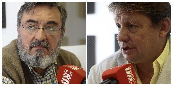La izquierda, como en 1934, incapaz de aceptar los resultados electorales rodea el Parlamento Andaluz