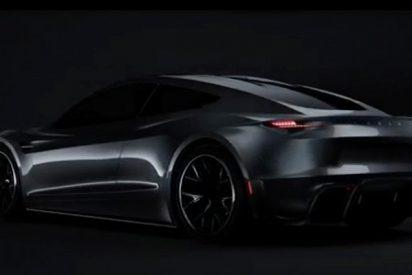 Así el Tesla Roadster, uno de los coches más preciados y deseados de la historia