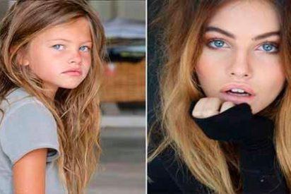La 'niña más guapa del mundo' recibe ahora el título de la mujer con el rostro más bonito del 2018