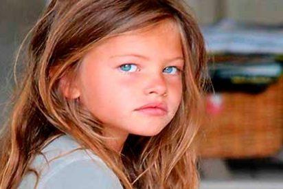 """Thylane Blondeau, """"la niña más bonita del mundo"""", reconquista su título 11 años después"""