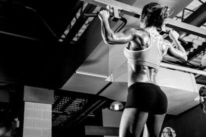 """La adicta al gimnasio advierte a los deportistas: """"El ejercicio casi me mata"""""""