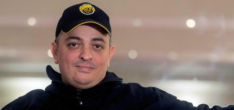"""Así es Tito Álvarez, la 'joyita' de portavoz de Élite Taxi: """"Conduce sin licencia desde el 2014"""""""
