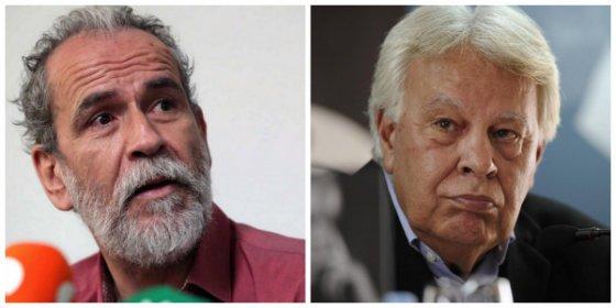 Willy Toledo no tolera las críticas de Felipe González a Nicolás Maduro y le desea la muerte
