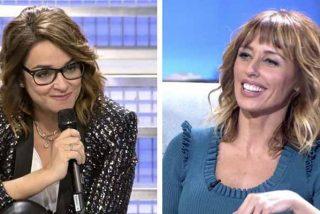 Emma García se pronuncia sobre Toñi Moreno y confirma el mal rollo entre ellas