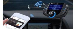 ¿Transmisores FM para el coche cómo funcionan?