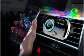 Transmisores FM para el coche