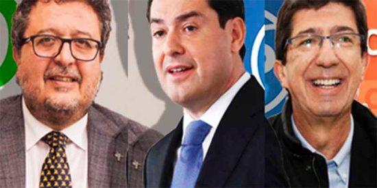Se cierra el cortijo de la 'sultana': Moreno logra el apoyo de Cs y VOX para su investidura